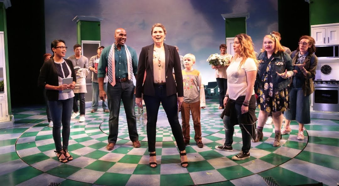 LA JOLLA PLAYHOUSE FREAKY FRIDAY THEATRE REVIEW - Table To Stage